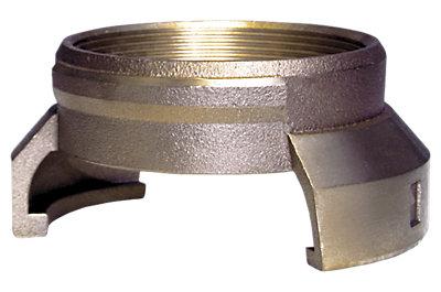 Boites demi-raccords symétriques femelles bronze