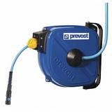 Enrouleur à tambour fermé sécurisé - retour contrôlé Prevost