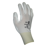 Gants de travail enduits polyuréthane FLEXIDEX AMBRE