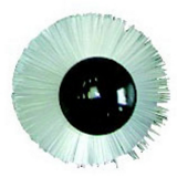 Hérisson polyamide Ø 80 Spécial VMC