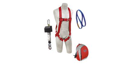 Kit de protection antichute Maintenance Industrielle