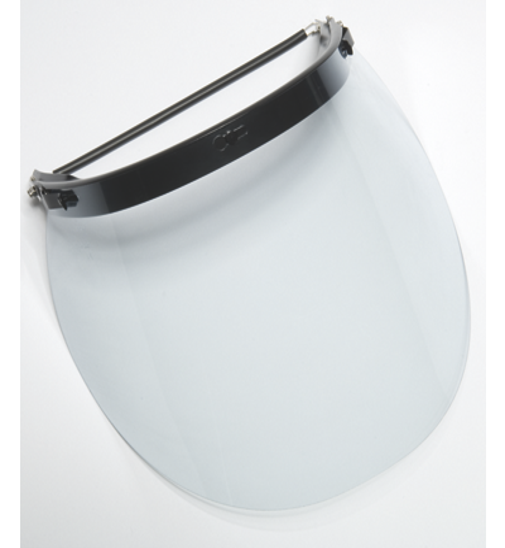 Visière acétate pour casque de chantier Protector