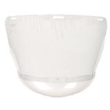 Ecran polycarbonate pour casques de chantier