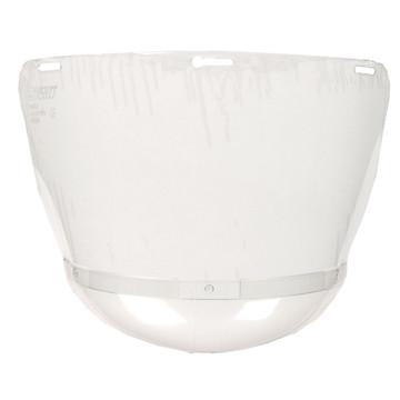 Ecran polycarbonate pour casques de chantier Protector