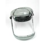 Serre-tête porte écran avec mentonnière F800