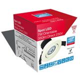 Spot encastré LED orientable Pimousse