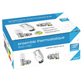 Ensemble thermostatique fileté mâle