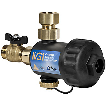 Filtre magnétique compact MG1 Rbm