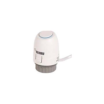 Moteur thermique pour collecteur PCBT Rehau