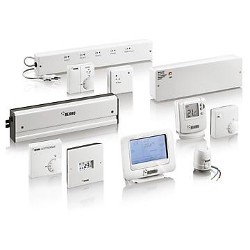 Thermostat d'ambiance 230 v Rehau