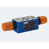 Limiteur de débit hydrauilque montage CETOP série Z2FS