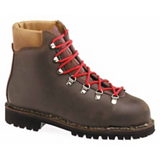 Chaussures hautes cuir croûte bovin marron Auris SBP
