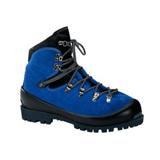 Chaussures hautes cuir pleine fleur hydrofuge bleu Paramont SBP WRU CI