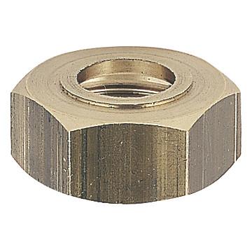 Ecrou 6 pans laiton - Fig.374G