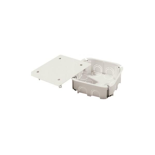 Boîte de dérivation cloison sèche Multifix avec couvercle Schneider Electric