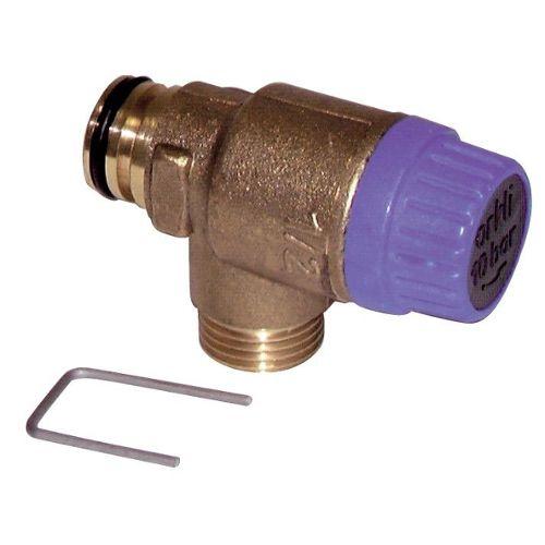 Soupape sécurité sanitaire pour Isotwin F24E Saunier duval