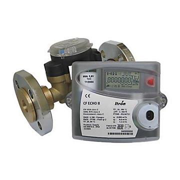 Compteur d'énergie thermique CF-ECCHO chaud/froid Itron