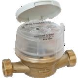 Compteur d'eau divisionnaire à jet unique NARVAL