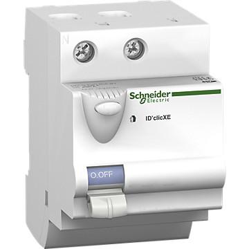 Interrupteur Différentiel ID'Clic XE embrochable Schneider Electric