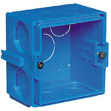 Boîte maçonnerie Modulo carrée à sceller Schneider Electric