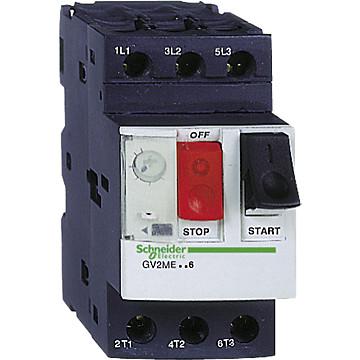 Disjoncteur moteur GV2 Schneider Electric
