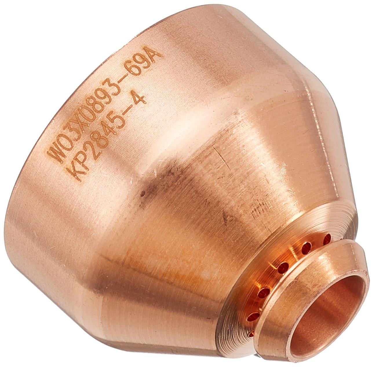 Protection tuyère gougeage pour torche LC105 Weldline