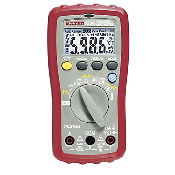 Multimètre numérique SEFRAM 7204 Sefram
