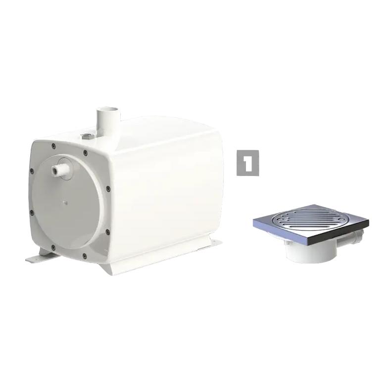 Pompe de relevage Sanifloor®+ 1 pour sols à carreler SFA