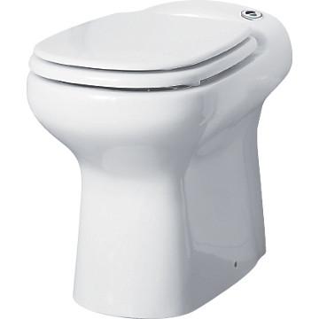 WC monobloc Compact Elite avec broyeur intégré Sfa