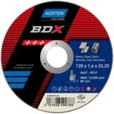 Meules Norton ébarbage BDX