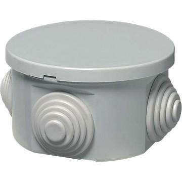 Boîte de dérivation Sibox ronde embouts à gradin Sib Adr