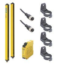 Barrages de sécurité, C4000 Pack MICRO, résolution 14mm