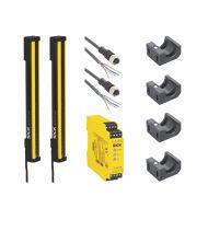 Barrages de sécurité, deTec4 Core Pack14, résolution 14mm