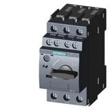 Disjoncteurs magnéto-thermique S0, bornes à vis (1 NO + 1 NF)