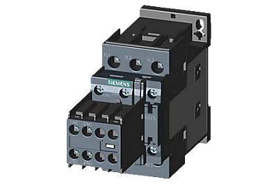 Contacteurs de puissance S0 (24 V AC), bornes à vis (2NO + 2 NF)
