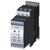 Démarreurs progressifs 3RW40, 5,5 à 18,5KW/400V (7,5 à 22KW/500V), bornes à ressort