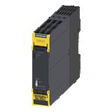 Blocs Sécurités 3SK1 3NO+1NF circuit signal. à relais, Bornes à vis