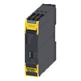 Blocs Sécurités 3SK1, 24VDC circuit signal. électr. Bornes à vis
