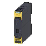 Blocs Sécurités 3SK1, 24VDC circuit signal. électr. Bornes à ressort