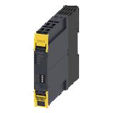 Bloc Sécurité 3SK1, 24VDC circuit validation electr. 0,5A Bornes Push-In