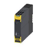 Bloc ext. Sécurité 3SK1, 4NO+1NF circuit signal. à relais, Bornes à vis