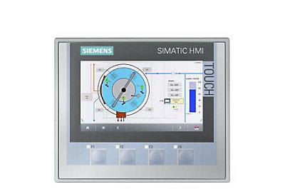 Interface SIMATIC Comfort Panels, pupitres