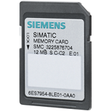 Automate SIMATIC S7-1X00, cartes mémoires