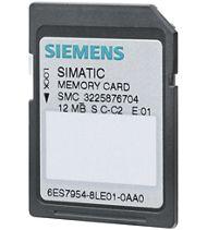 Automate SIMATIC S7, cartes mémoires