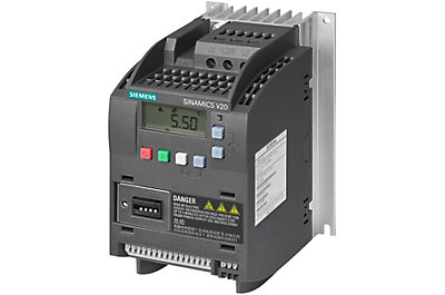 Variateurs Sinamics V20 FSAA/FSAB - monophasés 230 AC - sans filtre (USS/MB)