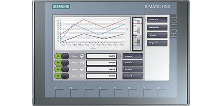 Interface SIMATIC Basic Panels 2nde génération