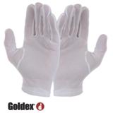 Gants nylon blanc ny100
