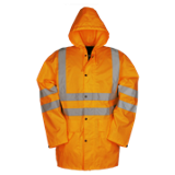 Veste de pluie Monoray Orange