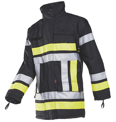 Veste intervention incendie Nomex 1VIA version mi-longue (172-180) Vidal