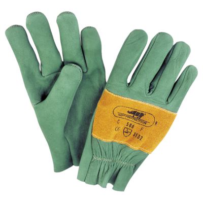 Gants cuir forestier 2SA1 SIP Protection